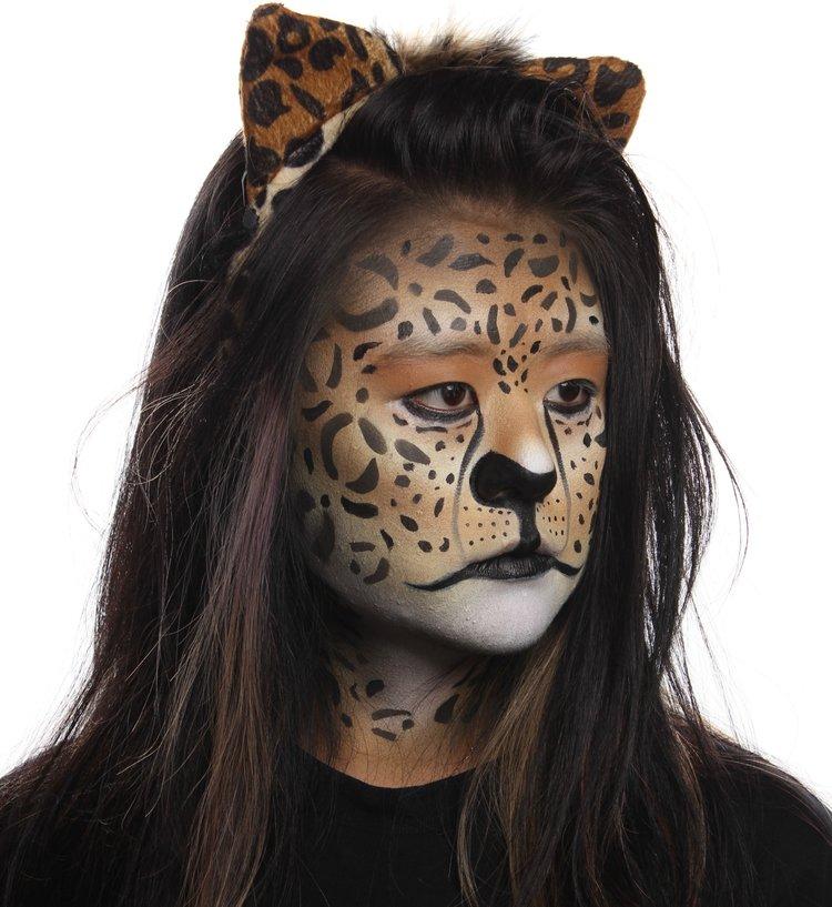 Jaguar Makeup