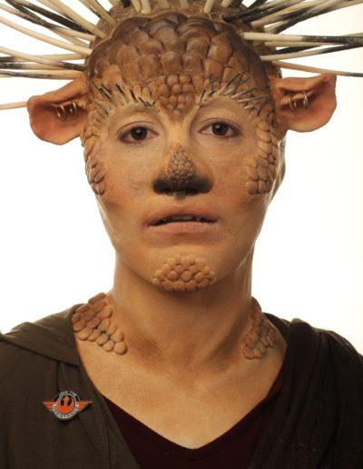 Porcupine Alien